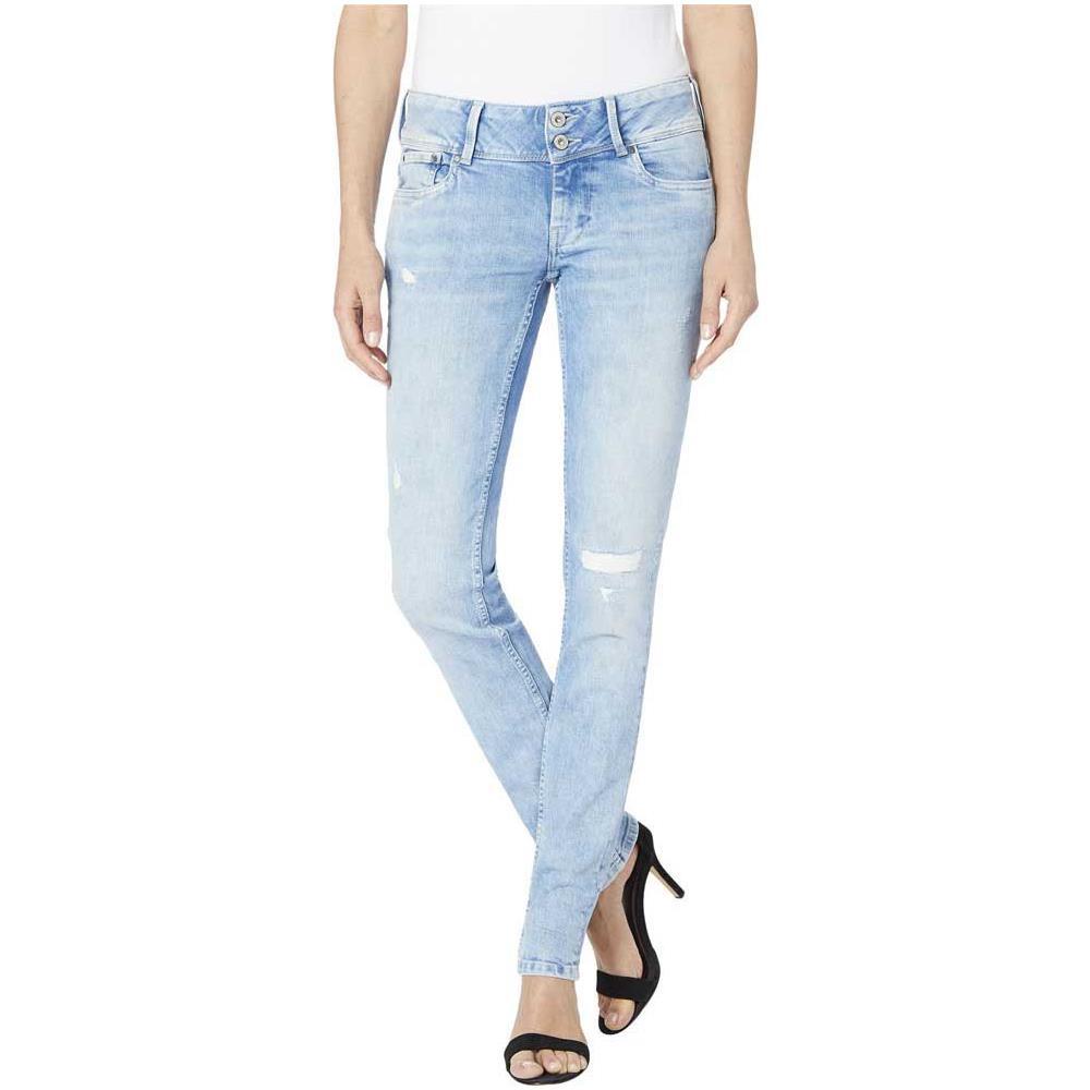 best loved 06fff c3e94 PEPE JEANS - Pantaloni Pepe Jeans Vera Abbigliamento Donna ...