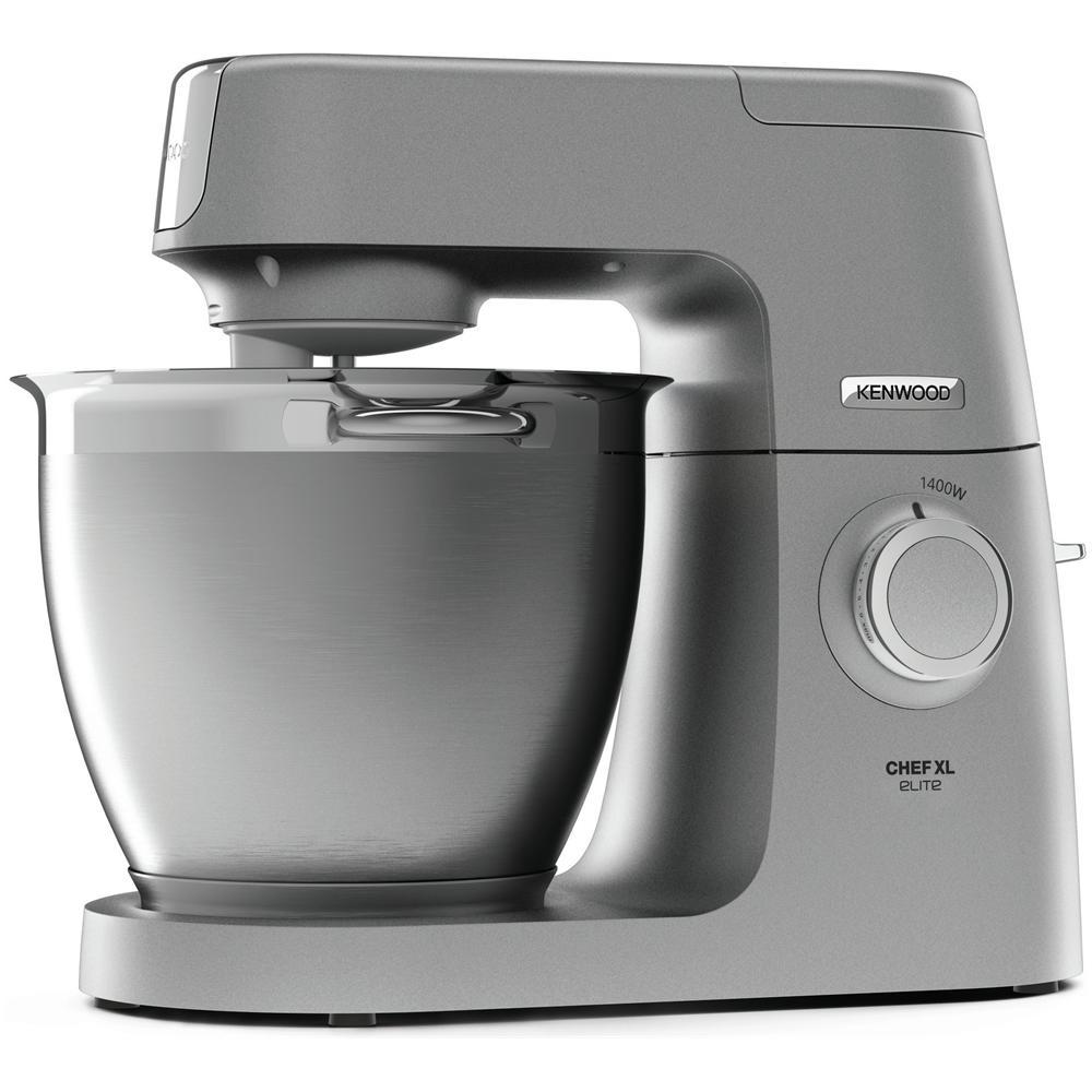 KENWOOD Robot da Cucina Chef Elite XL KVL6300S Capacità 6.7 L Potenza 1400  W Colore Argento