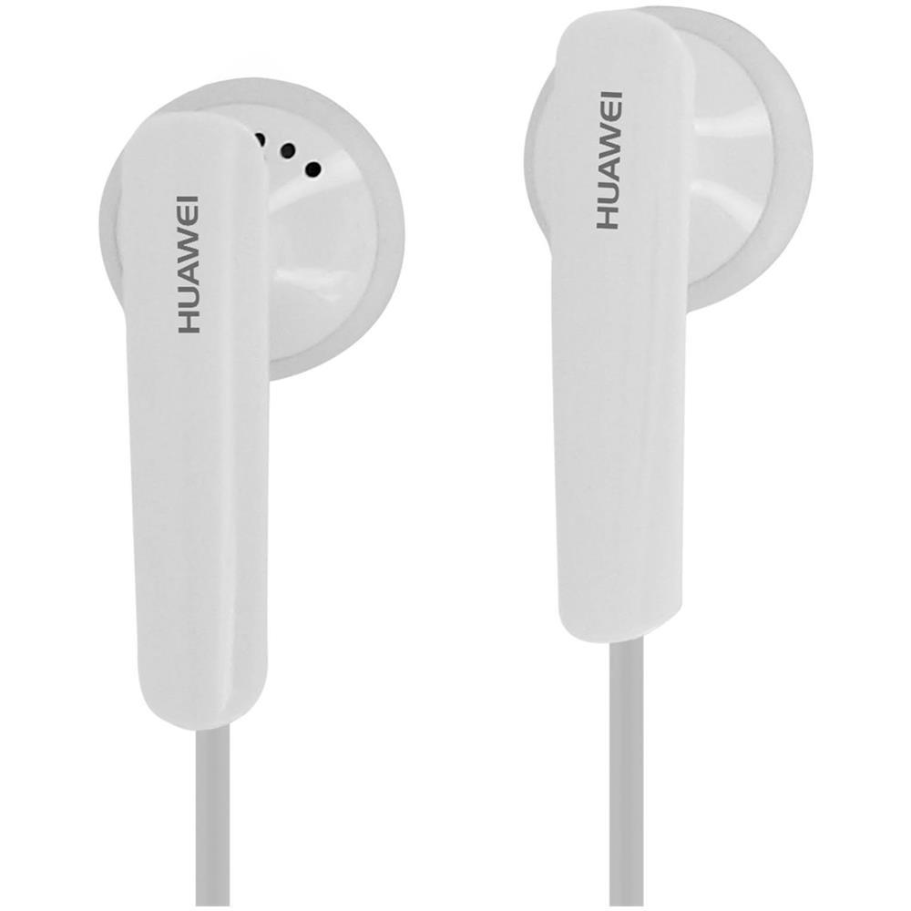 3aca639c918 HUAWEI - Cuffie Auricolari Huawei Kit Voce (telecomando + Microfono) -  Bianchi - ePRICE
