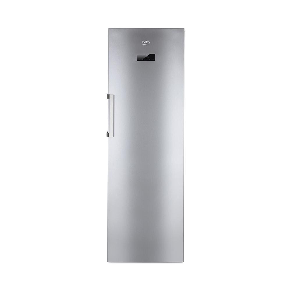 Frigorifero Americano Poco Profondo beko frigorifero monoporta rsne445e33x no frost classe a++ colore inox