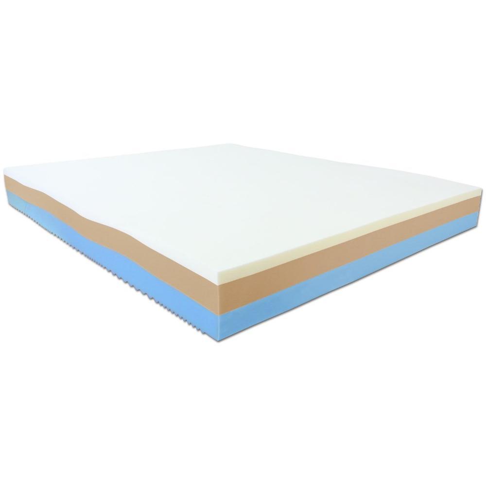 Materasso Memory Foam Baldiflex.Baldiflex Materasso Matrimoniale Memory Foam Modello Arcobaleno