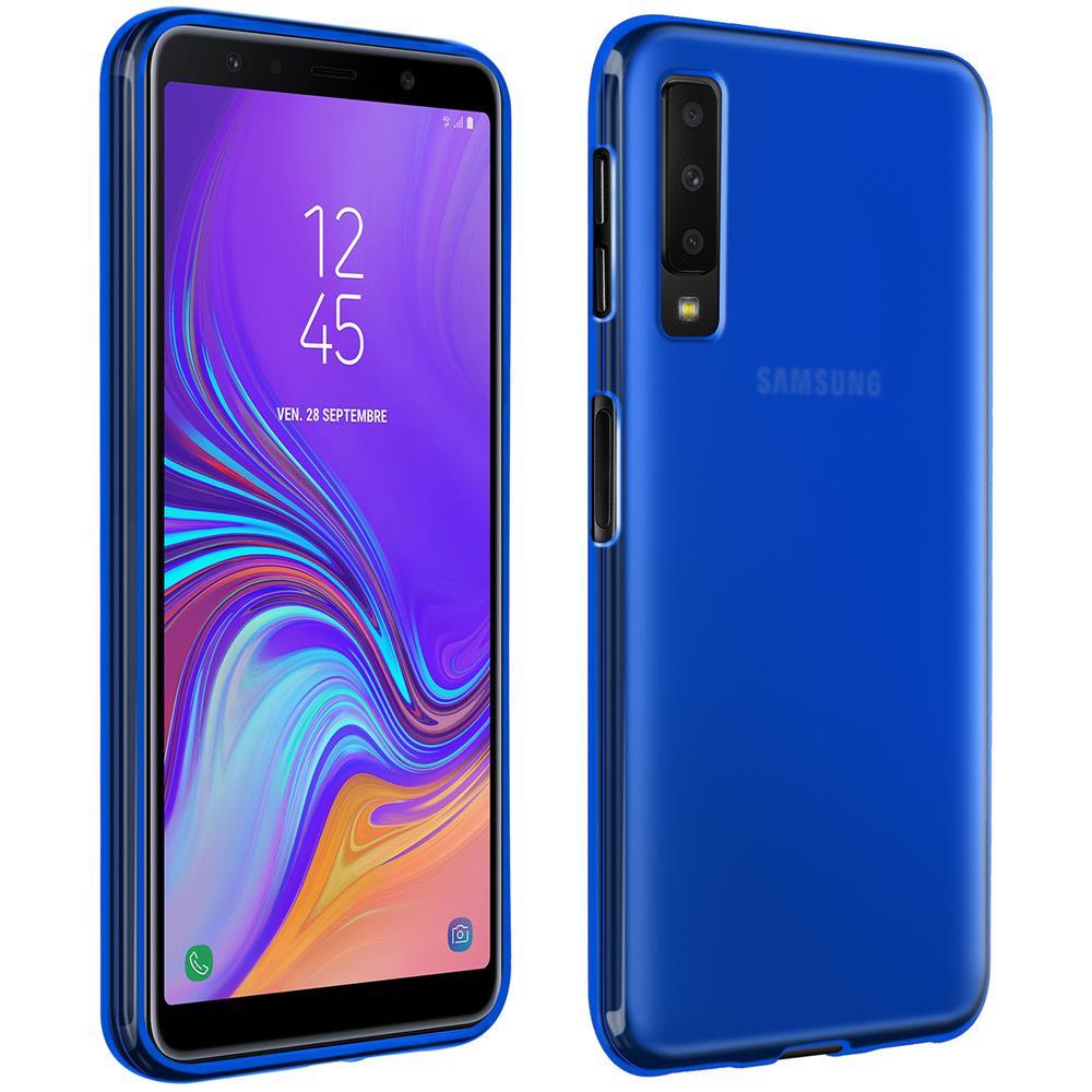 cover samsung a7 2018 silicone