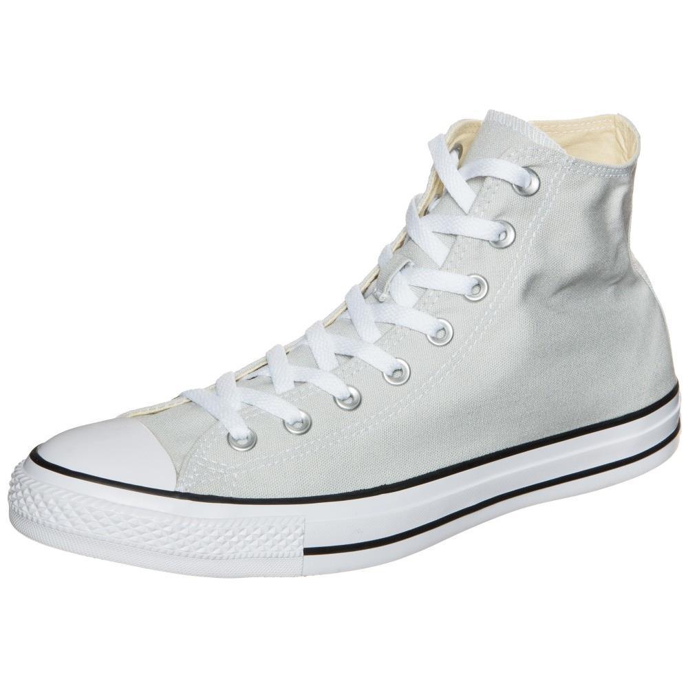 Converse All Star Chuck Tylor Hi Scarpe Sportive Uomo Tela Grigie 151170C
