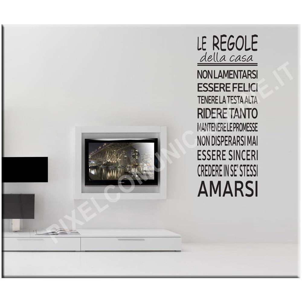 PIXEL COMUNICAZIONE - Wall Stickers Adesivi Murali Adesivo Muro ...