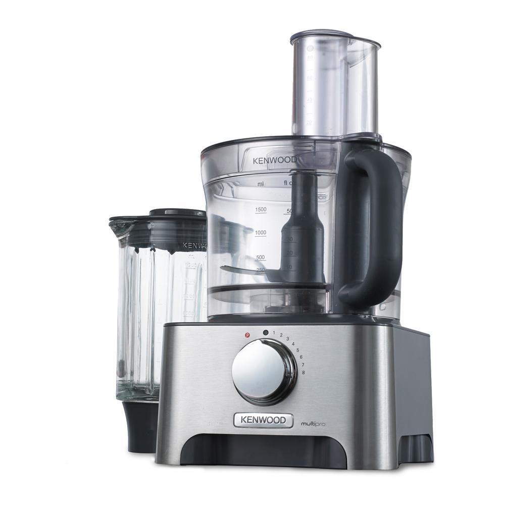 KENWOOD - Robot da Cucina Food Processor FDM781BA Capacità 3 L ...