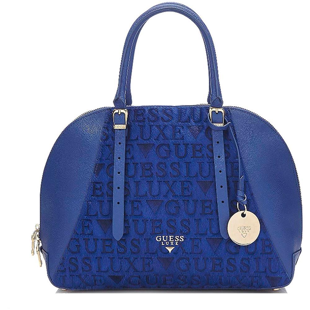Borse Guess Blu Donna a 59,50 € | Trovaprezzi.it > Borse
