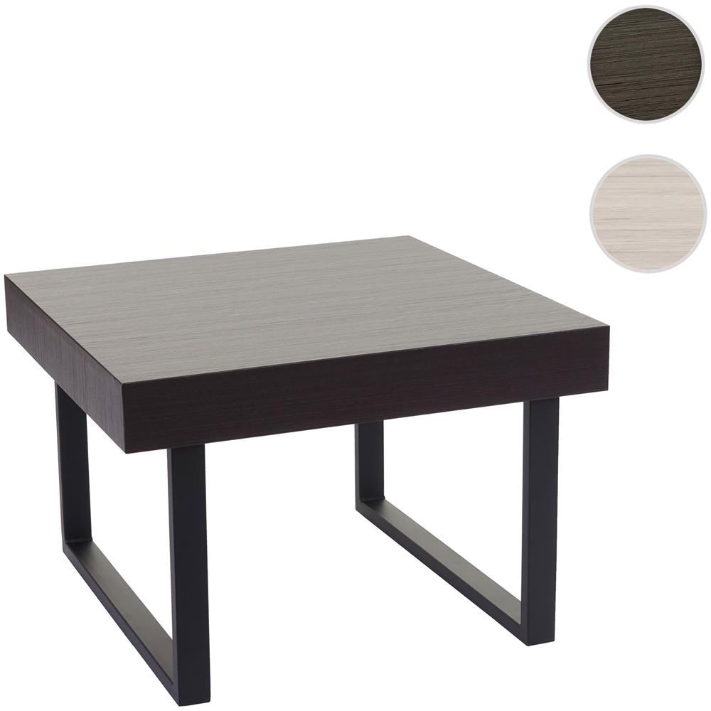 Tavolino Per Salotto Legno.Mendler Tavolino Da Salotto Kos C88 Legno Di Pioppo Rivestito 60x60x42cm Colore Wenge