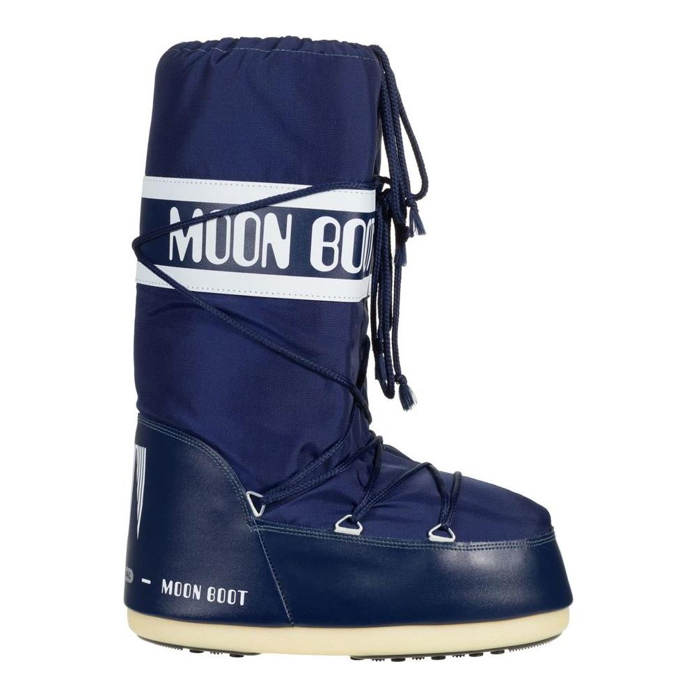 enorme sconto b4708 ddc0a Moon boot Tecnica Doposci Blu Moon Boot Uk 39
