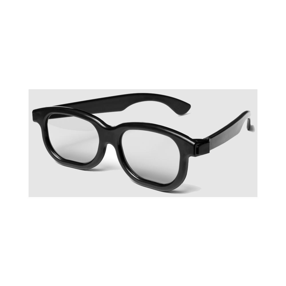 caldo-vendita ultimo stile del 2019 vendita a buon mercato nel Regno Unito Vision Occhiali 3d Polarizzati. Confezione Da 1 Paio. In Plastica Rigida.  Per Vedere Film In 3d Polarizzato Su Tv Cinema Pc