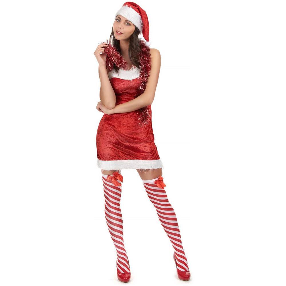 33cccac4c7 JADEO - Costume Mamma Natale Per Donna M / L - ePRICE