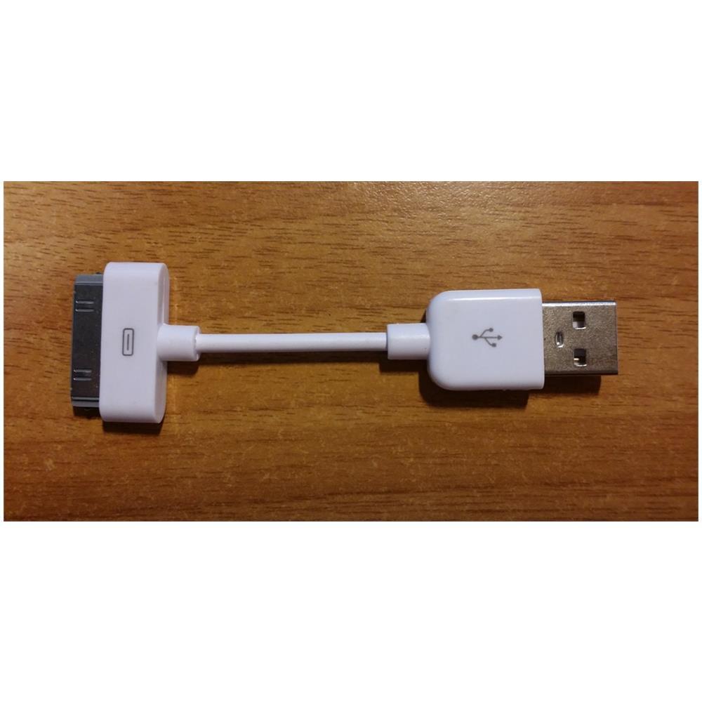 ADATTATORE DA AUTO DOPPIA USB PER IPOD IPHONE 3GS IPAD