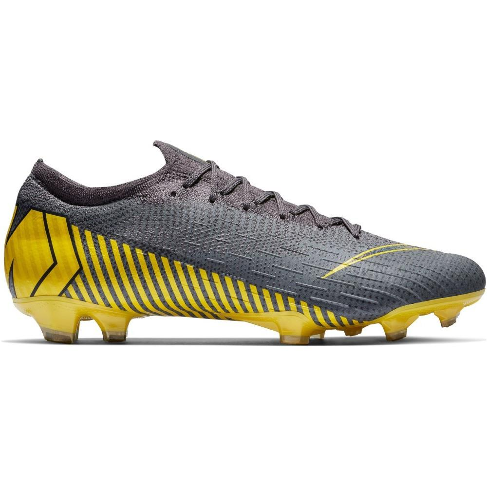 ff9c2d5087 NIKE - Scarpe Calcio Nike Mercurial Vapor Xii Elite Fg Game Over Pack Taglia  41 - Colore: Grigio / giallo - ePRICE