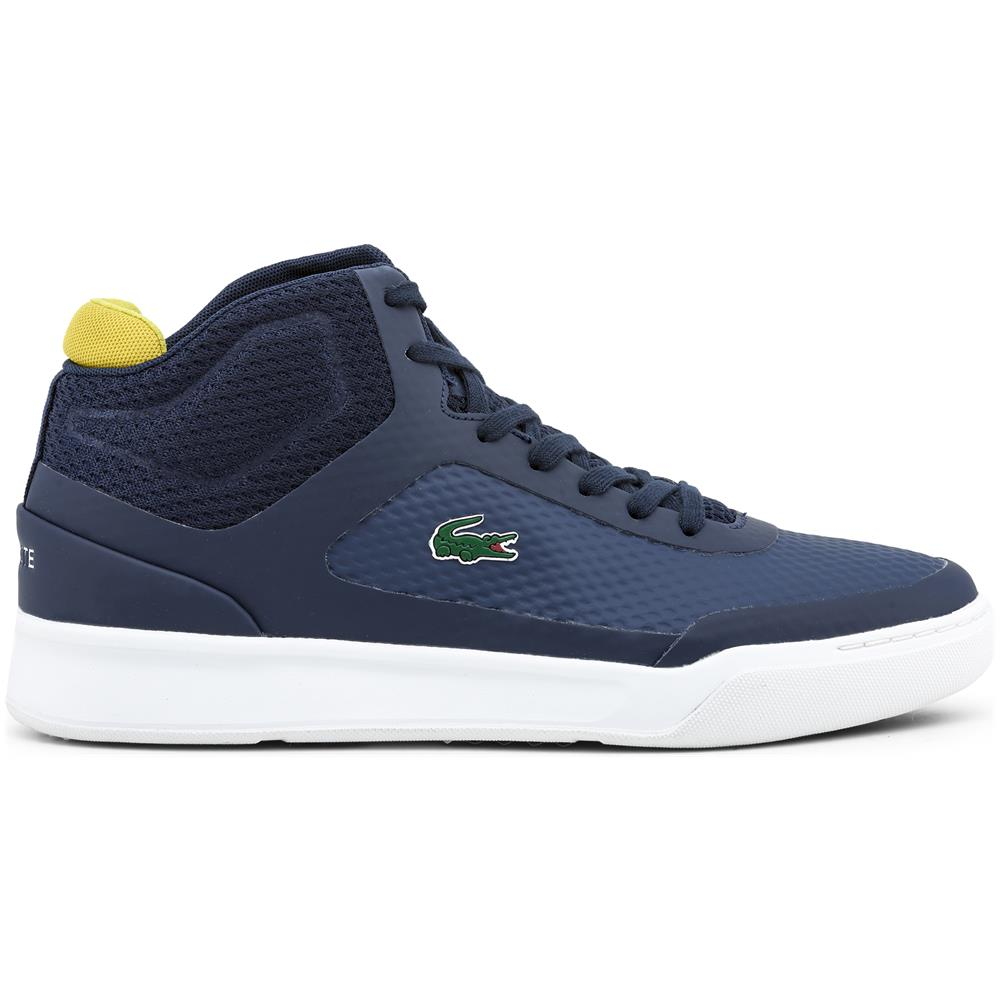 Spt Lacoste Nvy 734cam0023 Sneakers Uomo Explorateur Blu 29YHIeWED
