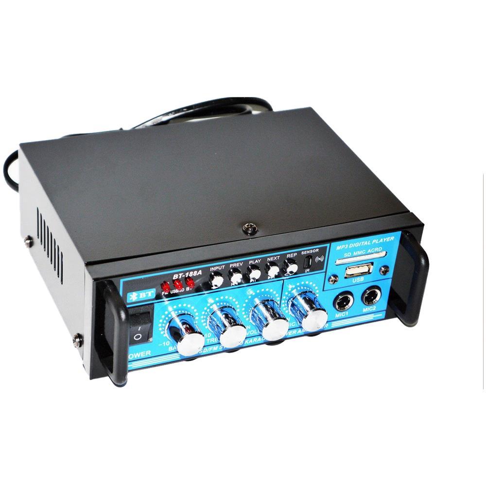 come si fa a collegare due amplificatori auto
