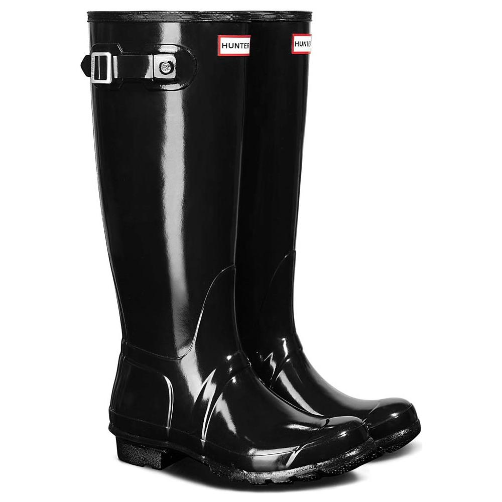 HUNTER Stivali E Stivaletti Hunter Original Tall Gloss Rain Scarpe Donna Eu 37