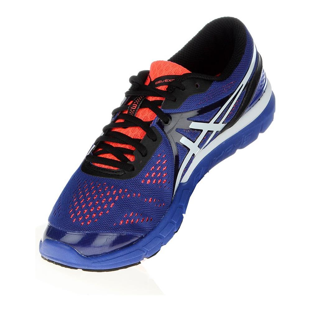 Asics GELEXCEL33 T410N5001 arancione scarpe basse