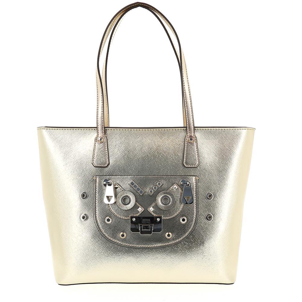 GUESS Shopping Bag Guess Borse Giallo Donna Hwgd6777230 gol