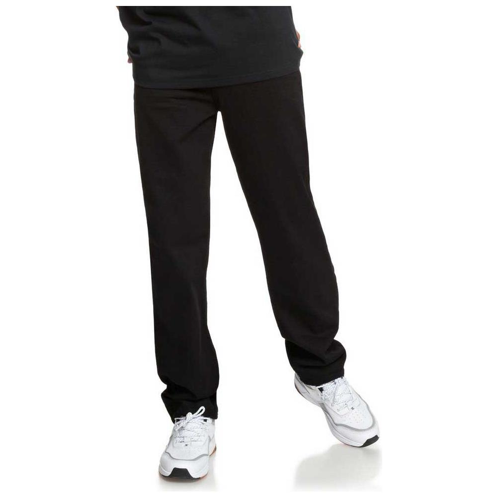 size 40 f7989 77283 DC SHOES - Pantaloni Dc Shoes Worker Relaxed L34 ...