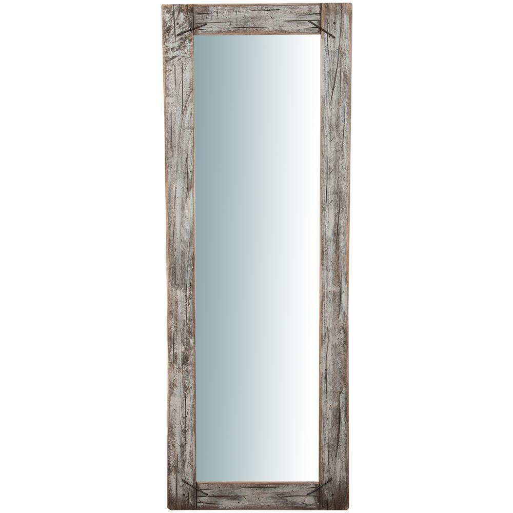 BISCOTTINI - Specchio Da Parete In Legno Massello L65xpr3xh180 Cm ...