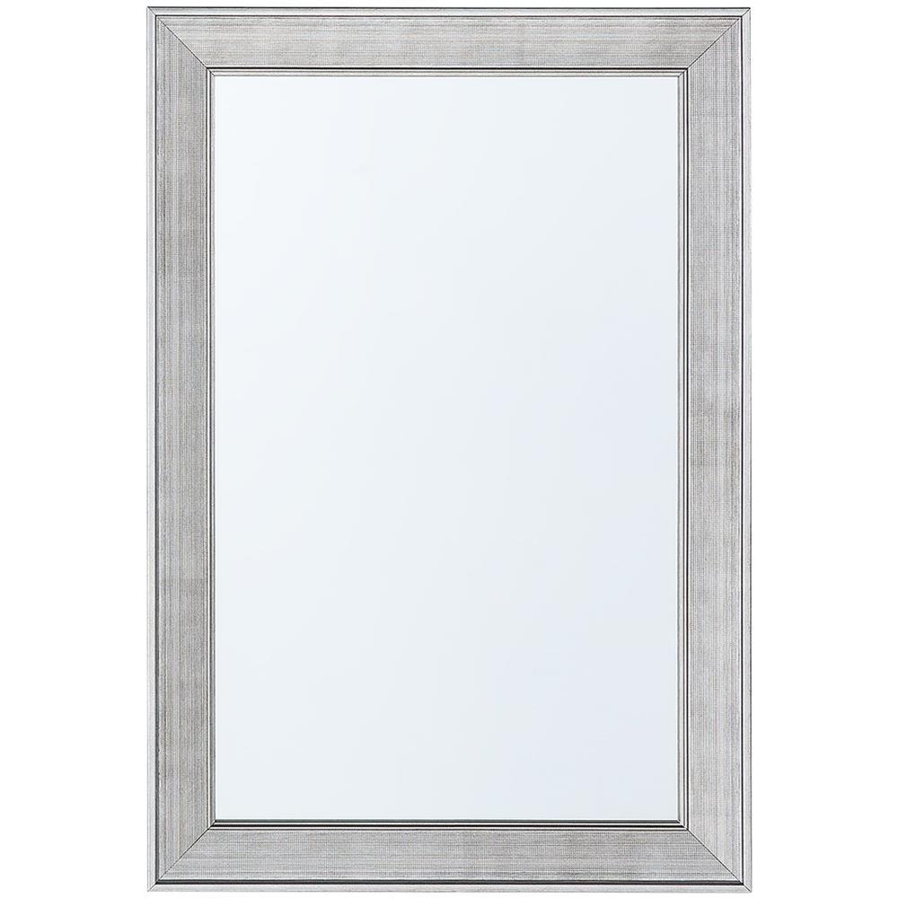 Beliani - Specchio Da Parete In Colore Argento 61 X 91 Cm Bubry - ePRICE