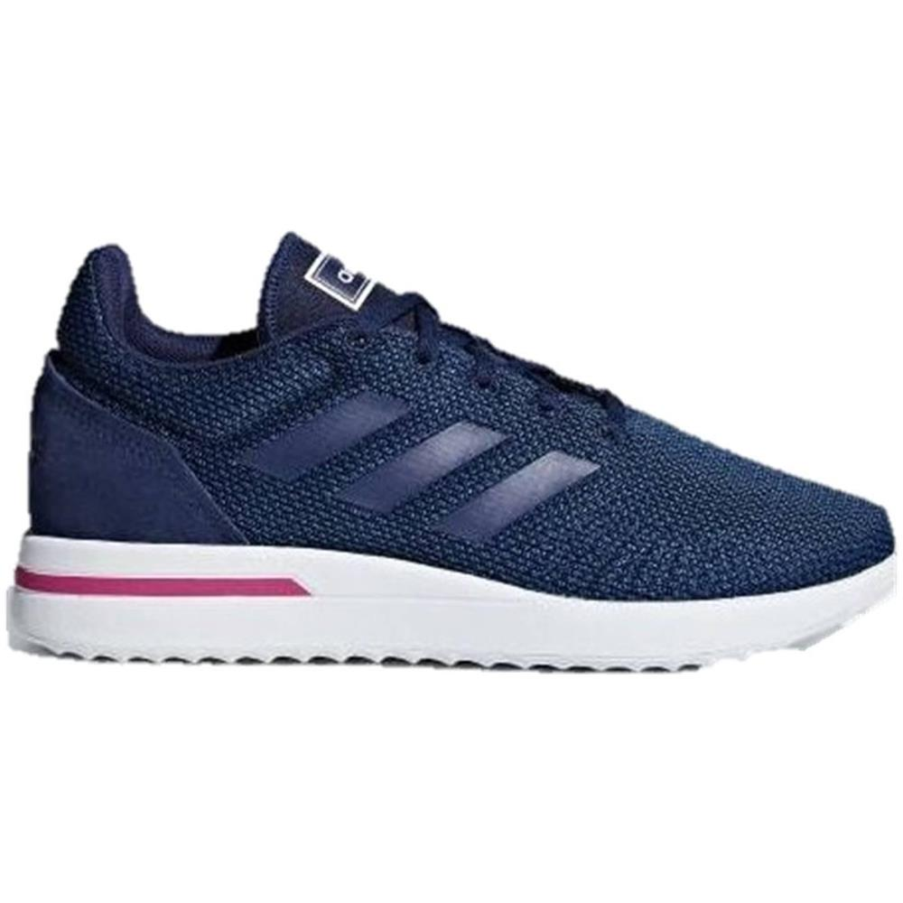 Adidas Scarpe Sportive Sneakers RUN70S Grigio Sportswear
