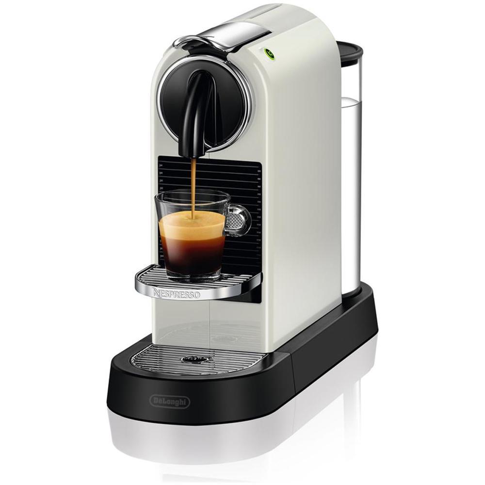 log Sospettare Orso polare  DE LONGHI - EN167W Citiz Macchina per Caffè Espresso a Capsule Colore  Bianco - ePRICE