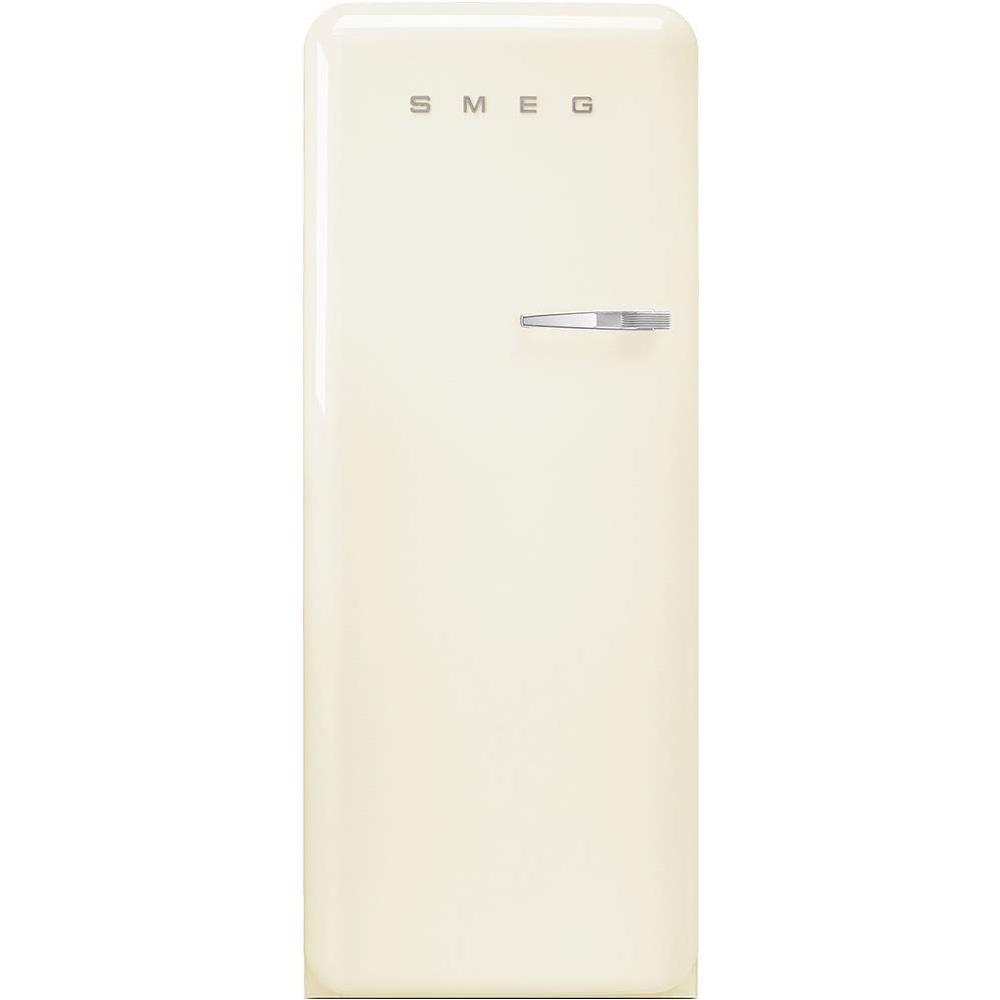 Anni 50 Frigorifero Smeg smeg frigorifero monoporta anni '50 fab28lcr3 ventilato classe a+++  capacità lorda 281 litri colore crema