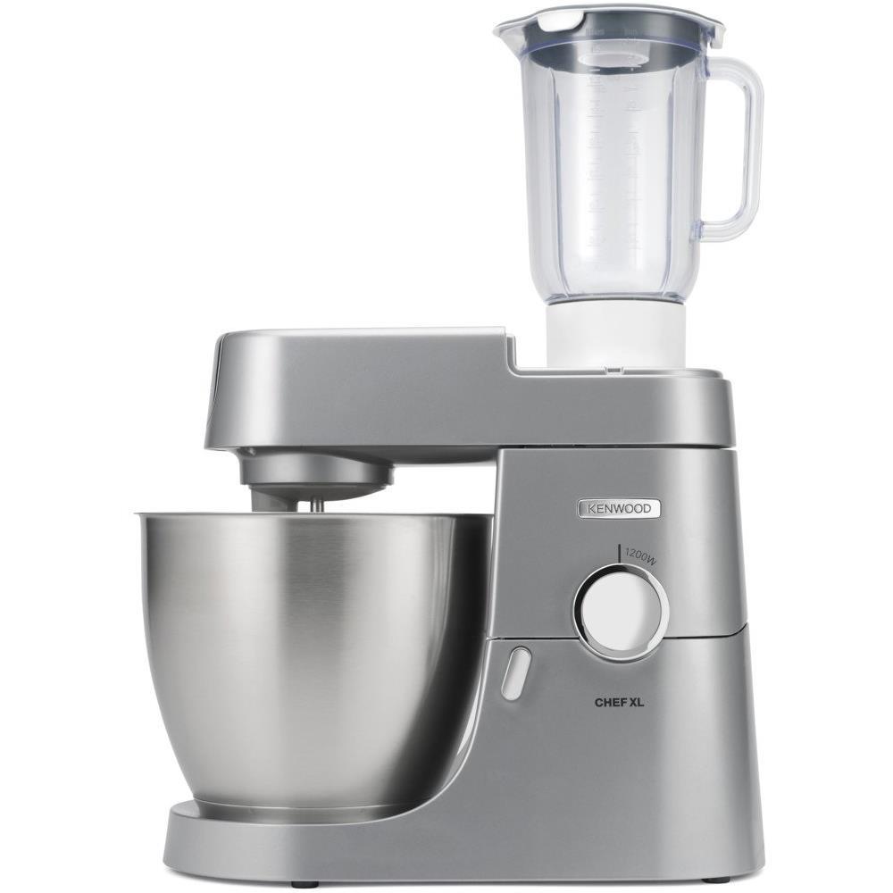 KENWOOD Robot da Cucina 0W20011163 Capacità 6.7 L Potenza 1200 W Colore  Argento
