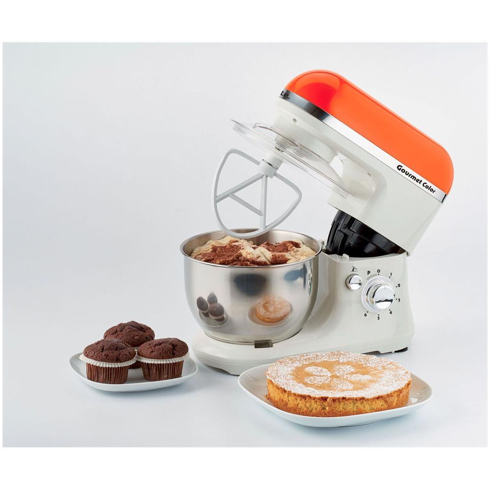 Ariete impastatrice 1594 00 capacit 4 l potenza 1000 w colore bianco eprice - Robot da cucina ariete ...