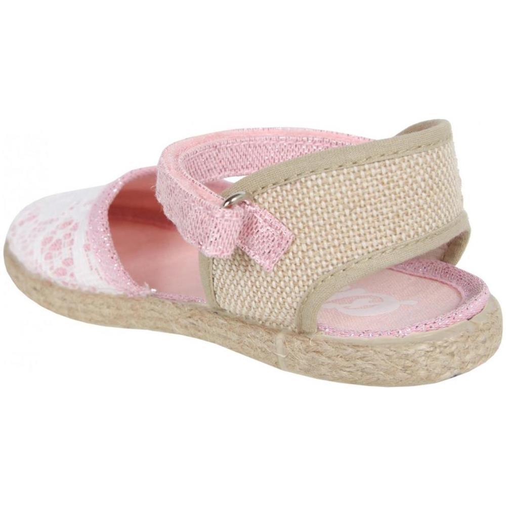 102072888c50ef CHEIW - Sandalo Bambina 47110 Crochet Rosa 26 - ePRICE