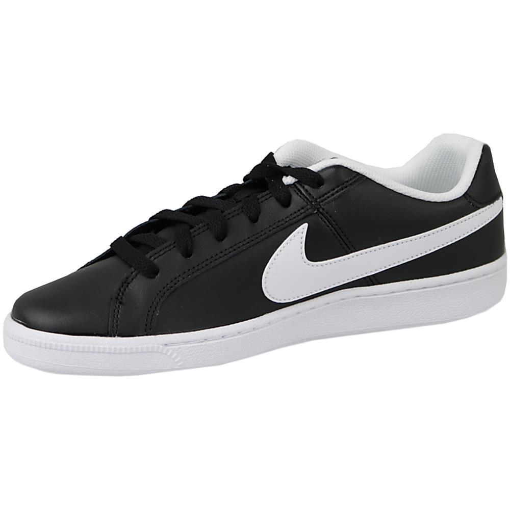 scarpe nike court royale nere