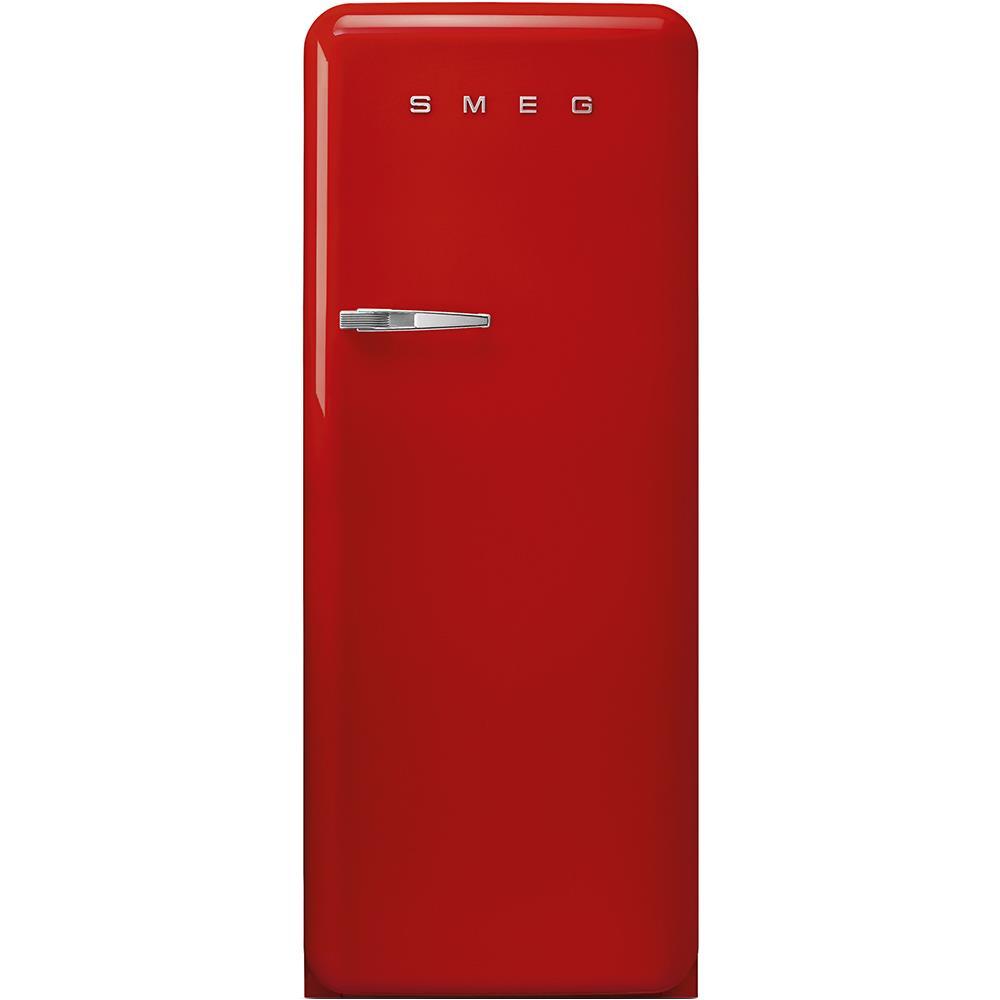 SMEG Frigorifero Monoporta Anni \'50 FAB28RRD3 Ventilato Classe A+++  Capacità Lorda 281 litri Colore Rosso