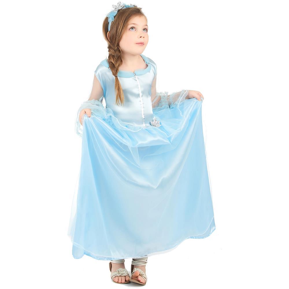 1535eaccd32f JADEO - Costume Principessa Azzurra Per Bambina 4 - 6 Anni (s) - ePRICE
