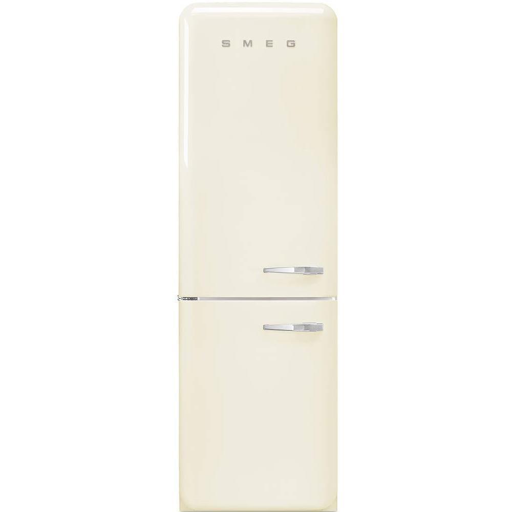 Anni 50 Frigorifero Smeg smeg frigorifero combinato anni '50 fab32lcr3 total no frost classe a+++  capacità lorda / netta 365/331 litri colore crema
