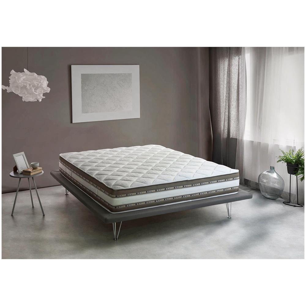 Come Pulire Materasso Memory h 27 cm 80 x 190 cm memory foam/gel talamo italia luxury