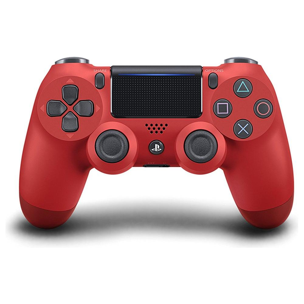PS4 - Controller Dualshock 4 V2 Magma Red Wireless