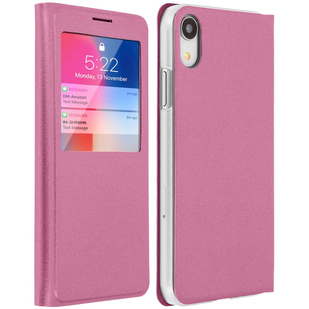 custodia iphone xr rosa