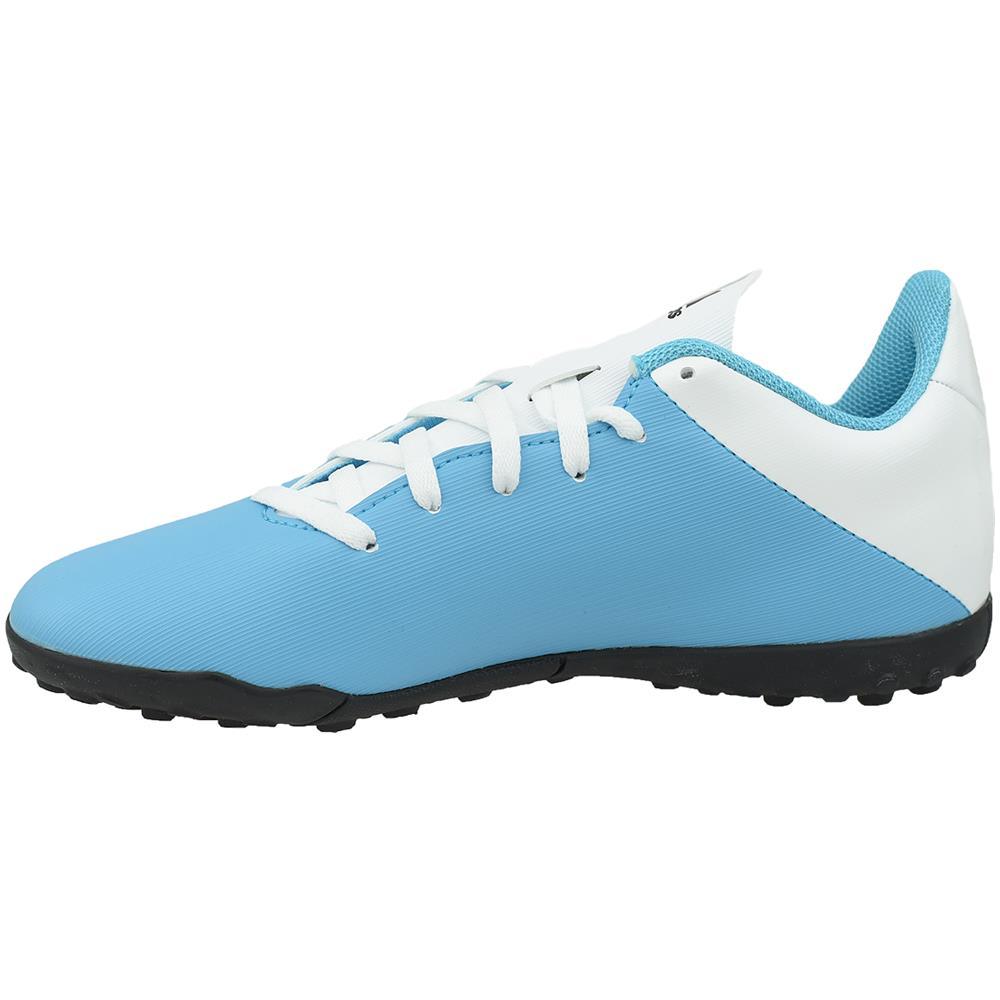 adidas X 19.4 Tf Jr F35347, Bambini, Blu, Scarpe Da Calcio In Erba Sintetica, Numero: 33 Eu In Erba Sintetica, Numero: 33 Eu