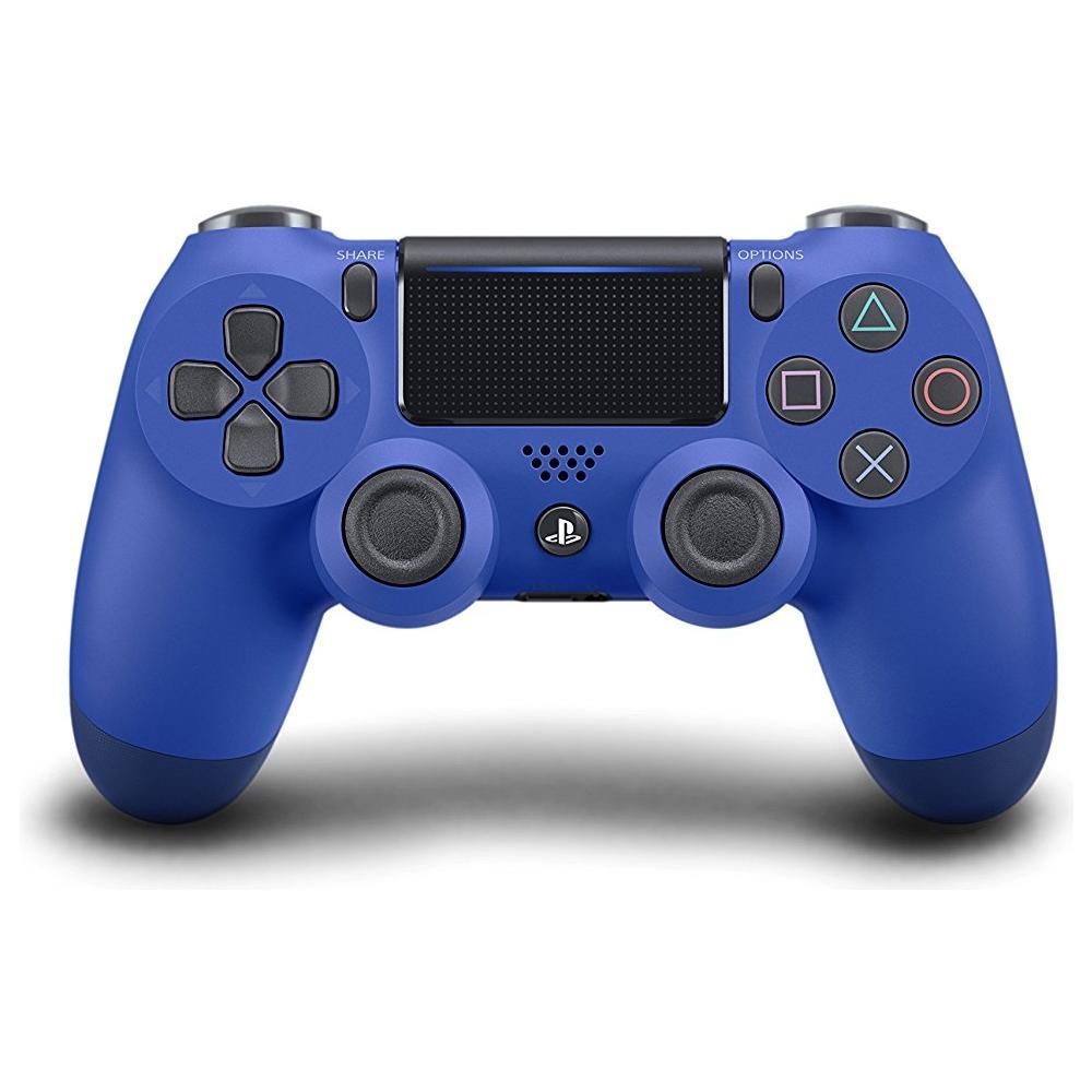 PS4 - Controller Dualshock 4 V2 Wave Blue Wireless