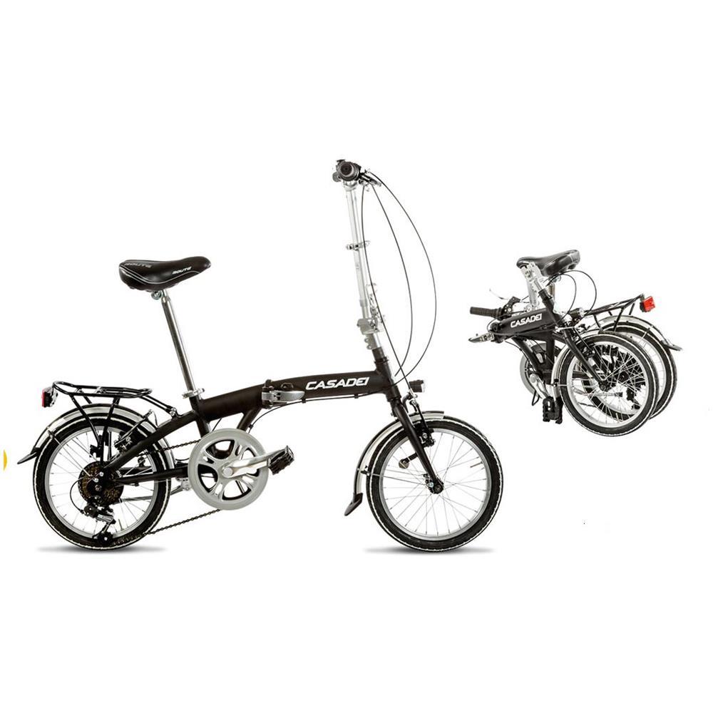 Bici Alluminio Pieghevole.Cicli Casadei Bici Pieghevole Cicli Casadei Folding 16 Alluminio 6v