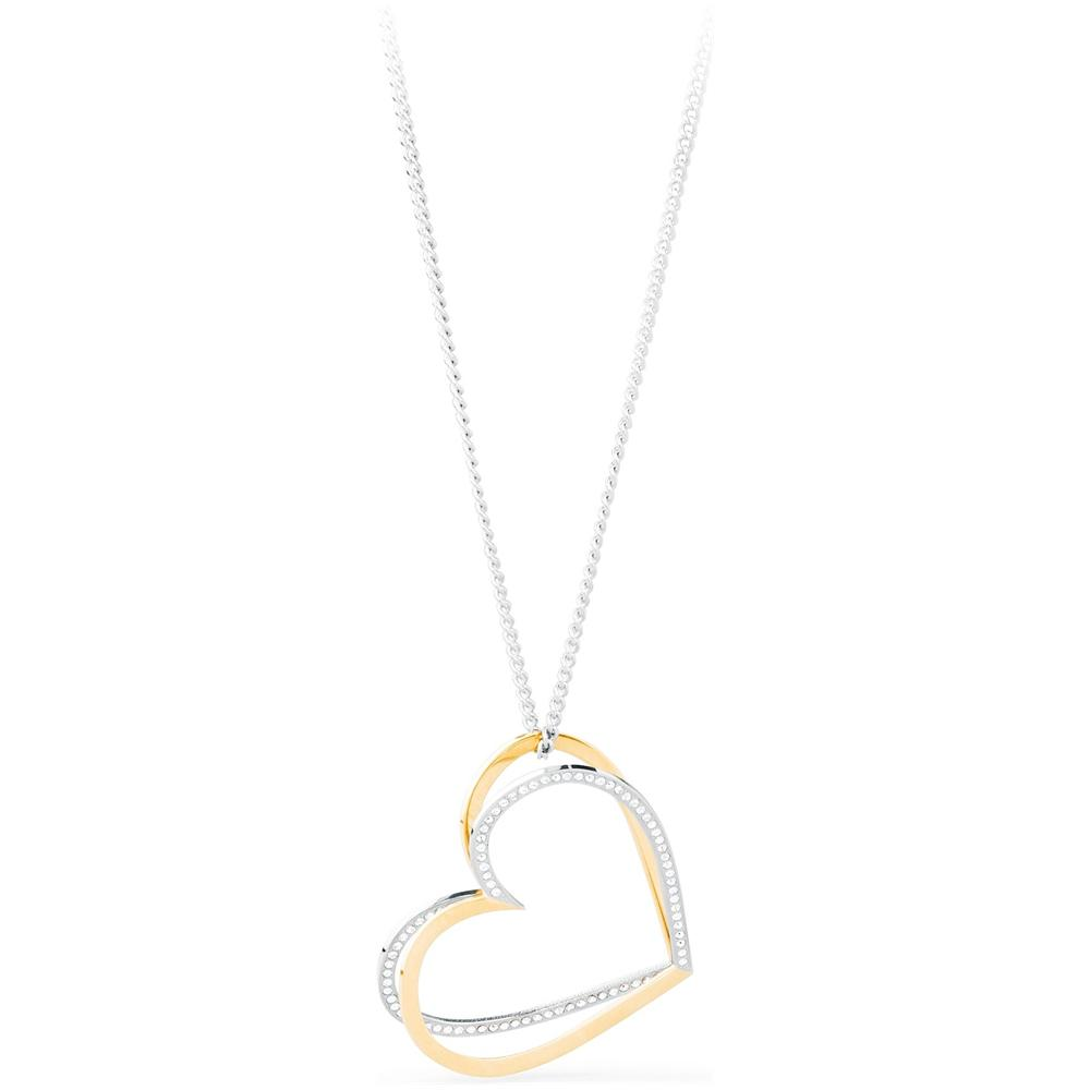 codice promozionale dddfe c8783 Brosway Collana Frame cuore BFM04