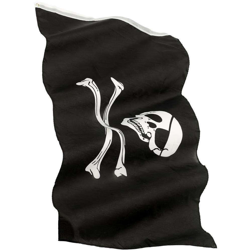 Immagini Di Teschio Pirati festivifete vessillo da pirata con teschio taglia unica