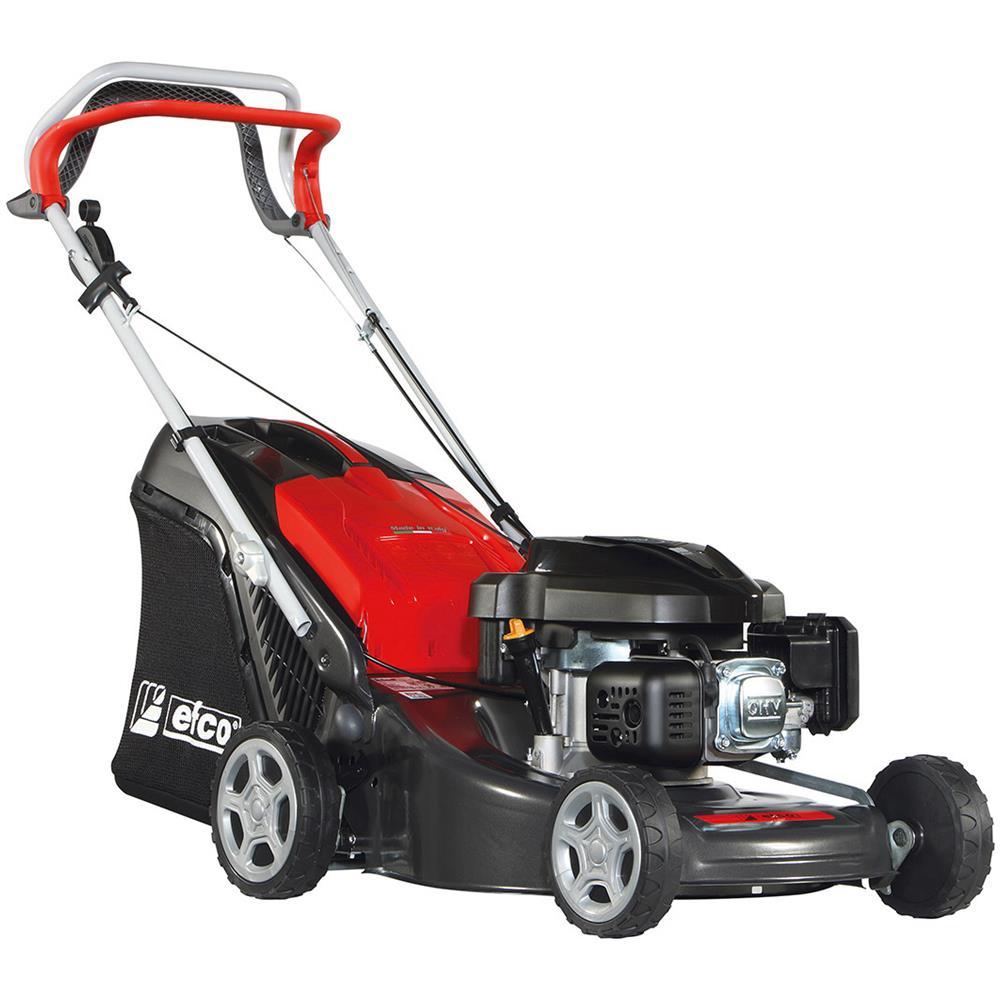 EFCO   Rasaerba A Trazione Lr 48 Tk Confort Plus Motore 4t 140 Cc Taglio 46  Cm   EPRICE