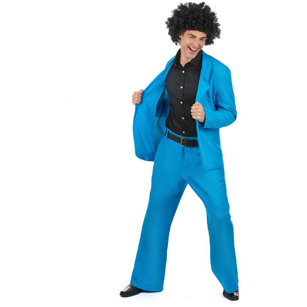 Vestito Azzurro Xl Jadeo Eprice Uomo Disco aqn7xpd b8858650d17b
