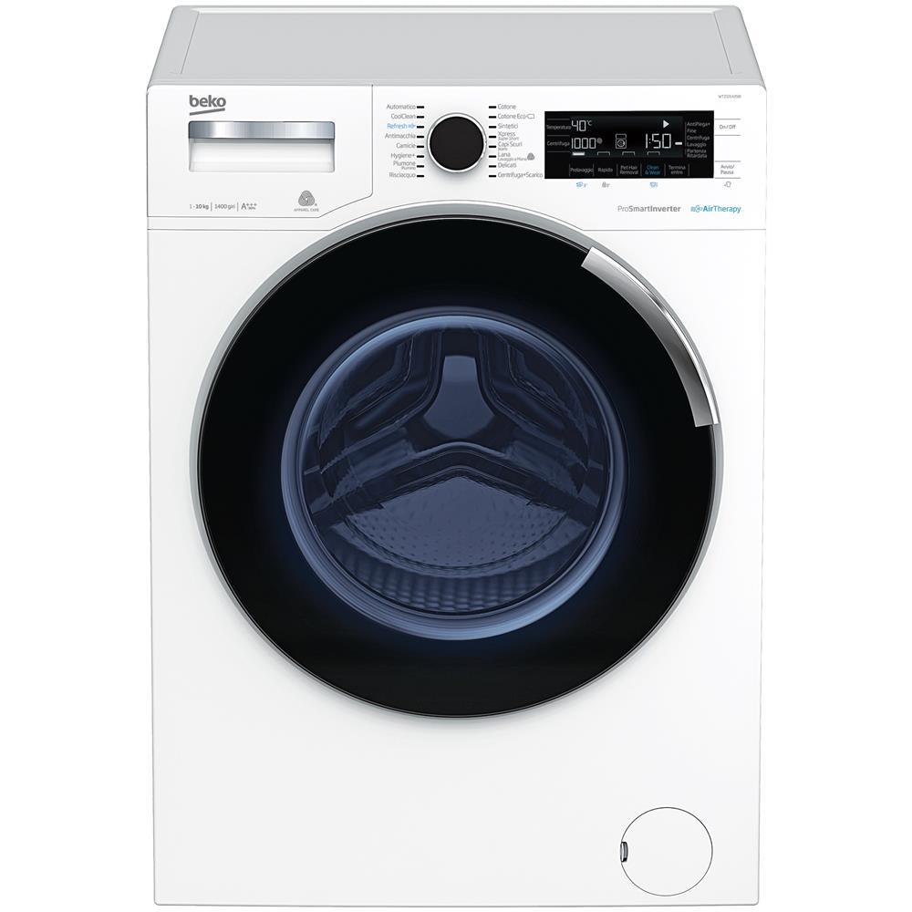 beko lavatrice non