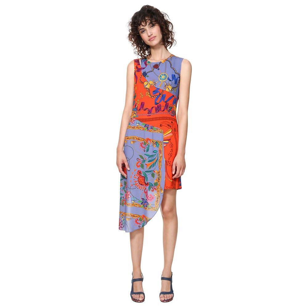 hot sale online df90e fb7f8 DESIGUAL - Vestiti Desigual Tiwa Abbigliamento Donna 44 - ePRICE