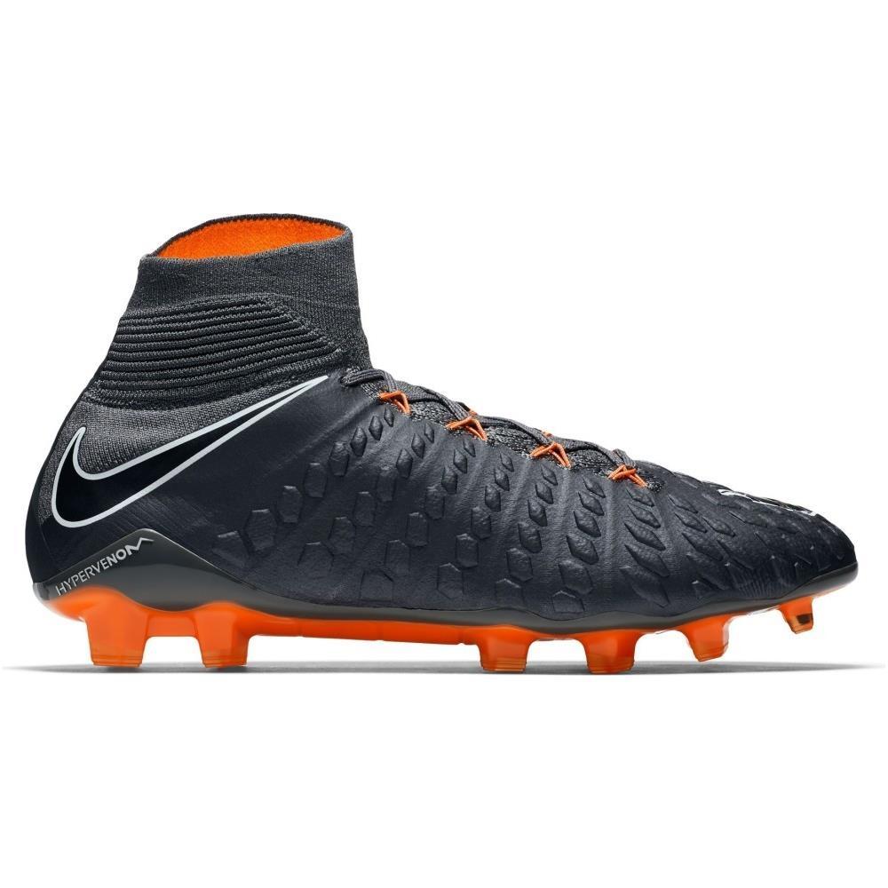 promo code 38ce4 e1a59 NIKE - Scarpe Calcio Nike Hypervenom Phantom Iii Fg Fast Af Pack Taglia 44  - Colore  Grigio   arancio - ePRICE