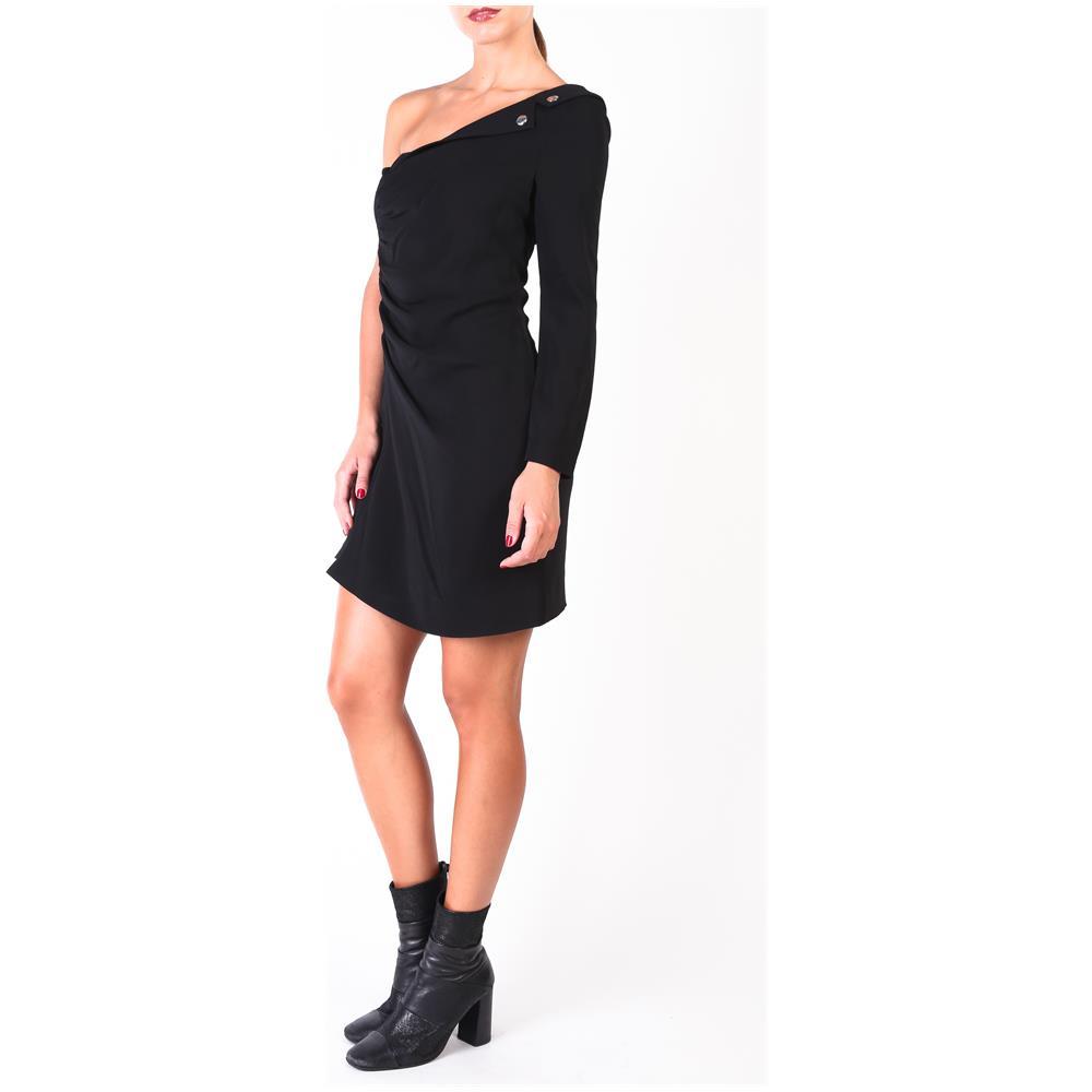 buy online 236e5 eae54 PINKO Abiti Pinko Donna Nero 1b12a9-6326 z99 Taglia 44