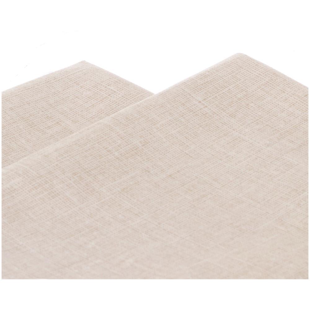 Coppia tovaglioli in cotone da 38x38 cm
