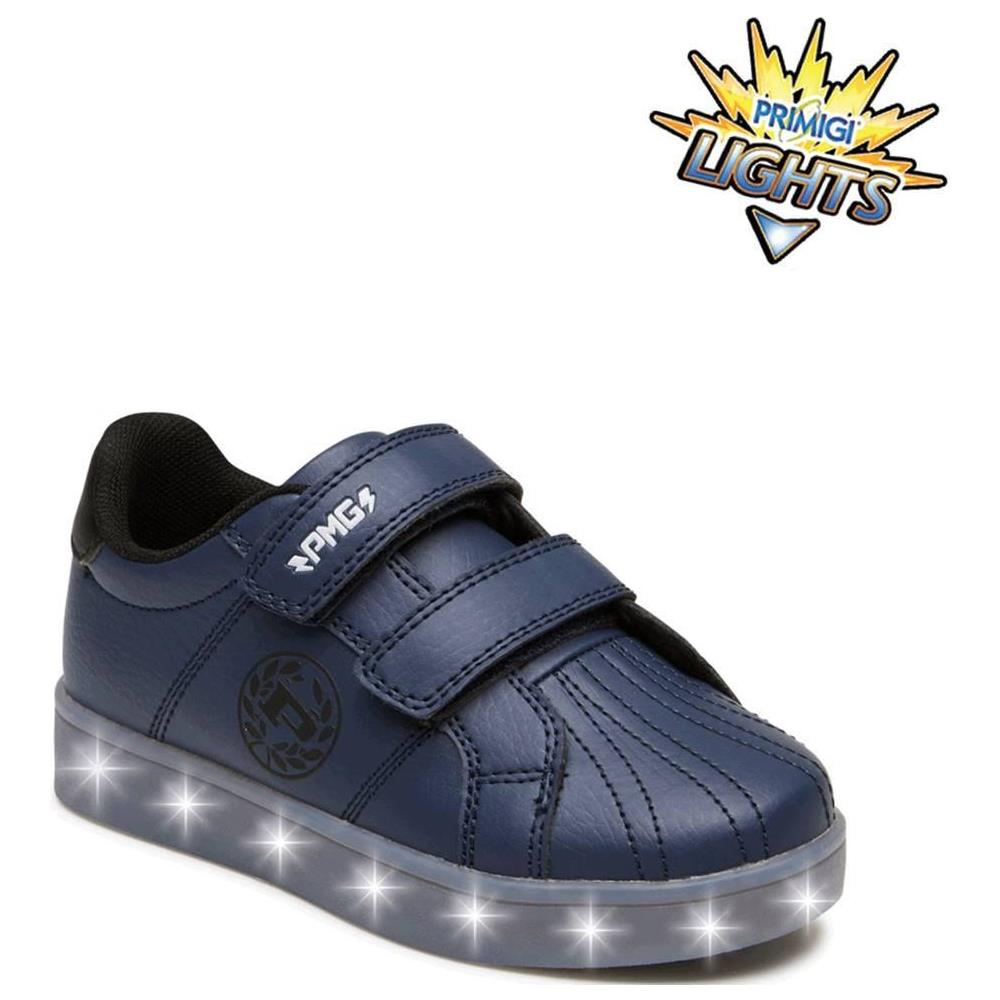734aa95dd1 Sneakers AVANT Blu Primigi Led Luci 2458333 Scarpe PRIMIGI Bambino Rw1Bwf